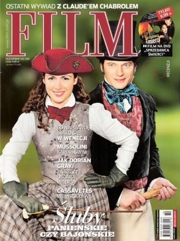 Okładka książki Film, październik (10) 2010
