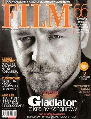 Okładka książki Film, styczeń (1) 2008
