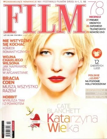 Okładka książki Film, luty (02) 2008