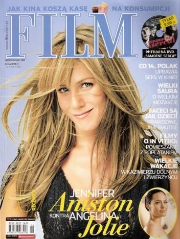 Okładka książki Film, sierpień (08) 2010