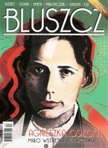 Okładka książki Bluszcz, nr 27 / grudzień 2010