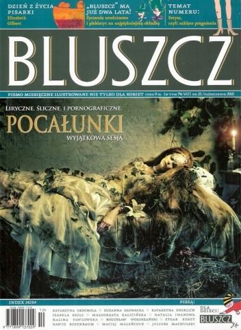 Okładka książki Bluszcz, nr 25 / październik 2010