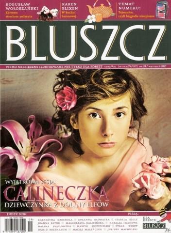 Okładka książki Bluszcz, nr 24 / wrzesień 2010