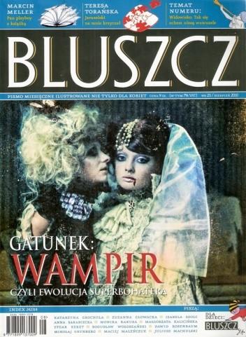 Okładka książki Bluszcz, nr 23 / sierpień 2010