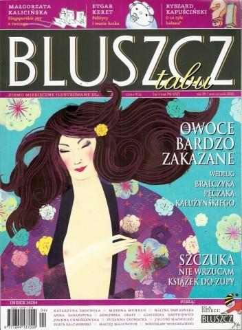 Okładka książki Bluszcz, nr 19 / kwiecień 2010