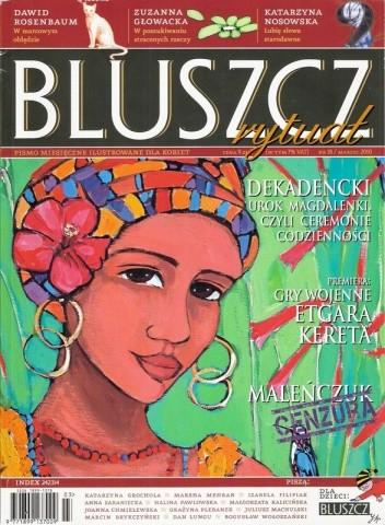 Okładka książki Bluszcz, nr 18 / marzec 2010