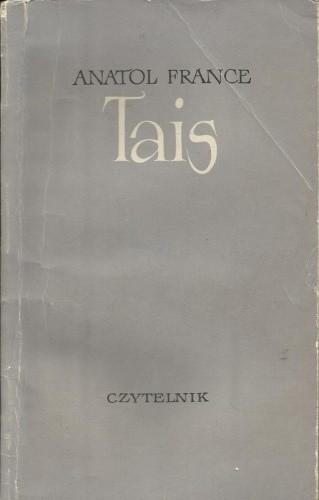 Okładka książki Tais