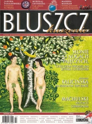 Okładka książki Bluszcz, nr 17 / luty 2010