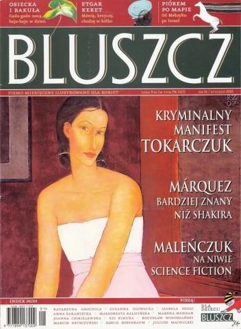Okładka książki Bluszcz, nr 16 / styczeń 2010