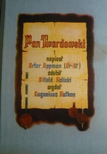 Okładka książki Pan Twardowski