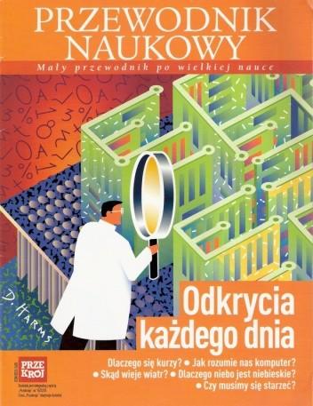 Okładka książki Przewodnik Naukowy