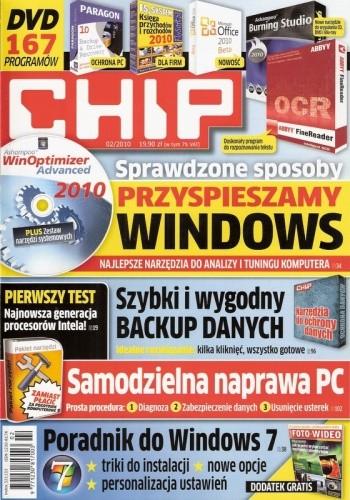Okładka książki Chip nr 42 / 2010