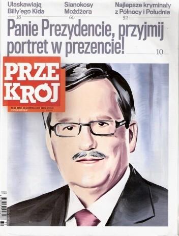 Okładka książki Przekrój, nr 32 (3398) / 10.08.2010