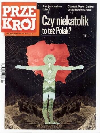 Okładka książki Przekrój, nr 37 (3403) / 14.09.2010