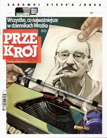 Okładka książki Przekrój, nr 38 (3404) / 21.09.2010