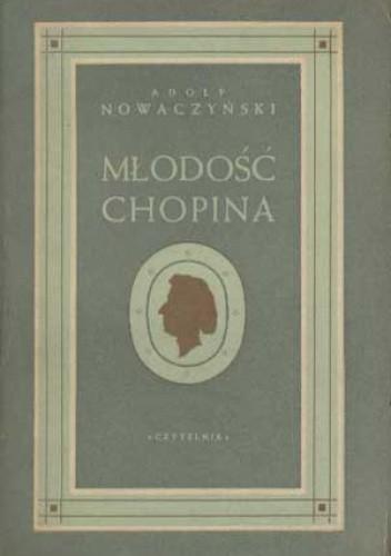Okładka książki Młodość Chopina