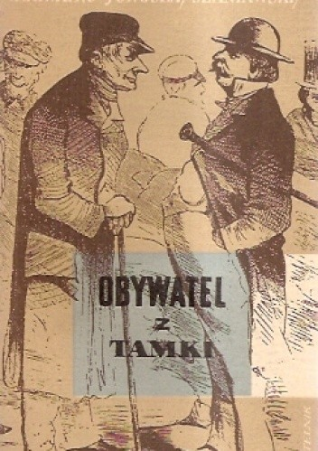 Okładka książki Obywatel z Tamki i inne opowiadania
