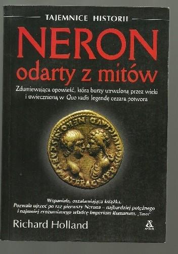 Okładka książki Neron odarty z mitów