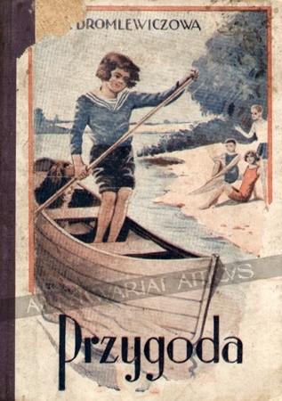 Okładka książki Przygoda