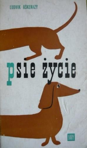 Okładka książki Psie życie