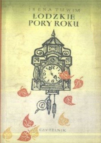 Okładka książki Łódzkie pory roku