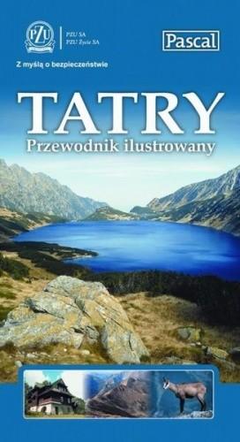 Okładka książki Tatry. Przewodnik ilustrowany