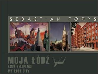 Okładka książki Moja Łódź