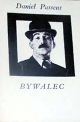 Okładka książki Bywalec