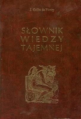 Okładka książki Słownik Wiedzy Tajemnej