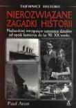Okładka książki Nierozwiązane zagadki historii