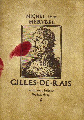 Okładka książki Gilles de Rais