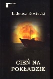 Okładka książki Cień na pokładzie
