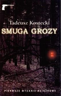 Okładka książki Smuga grozy