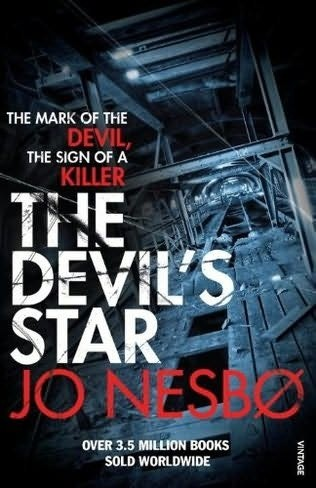 Okładka książki The Devil's Star