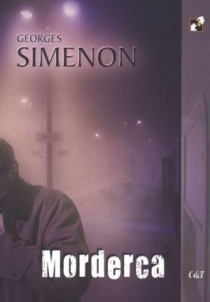 Okładka książki Morderca