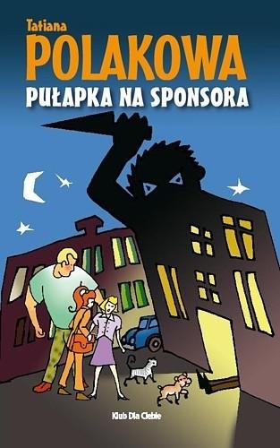 Okładka książki Pułapka na sponsora