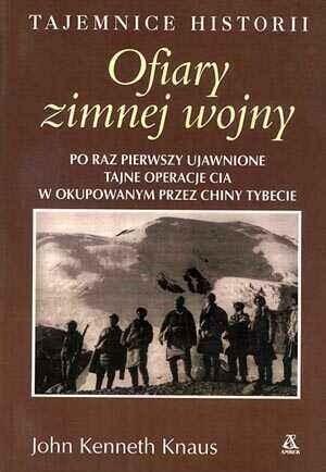 Okładka książki Ofiary zimnej wojny