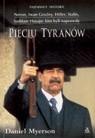 Okładka książki Pięciu tyranów
