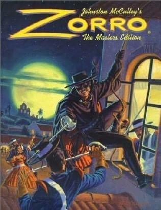 Okładka książki Zorro: The Masters Edition, 1932-1944