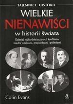 Okładka książki Wielkie nienawiści w historii świata