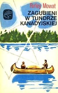 Okładka książki Zagubieni w tundrze kanadyjskiej
