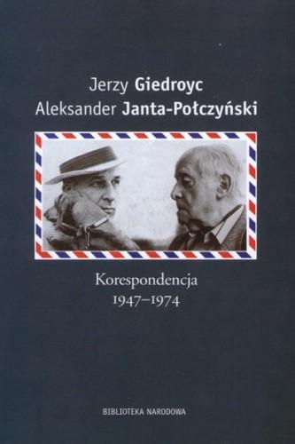 Okładka książki Korespondencja 1947-1974