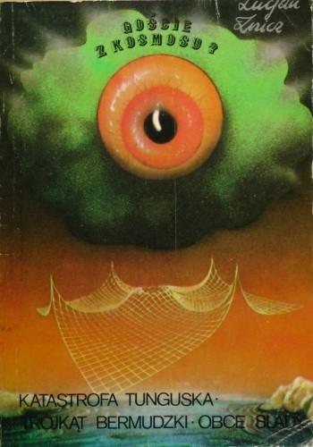 Okładka książki Katastrofa tunguska. Trójkąt Bermudzki. Obce ślady