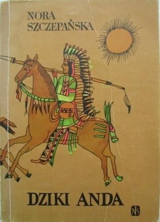 Okładka książki Dziki Anda
