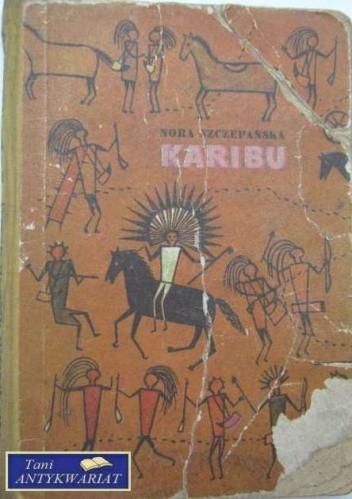 Okładka książki Karibu i inne opowiadania