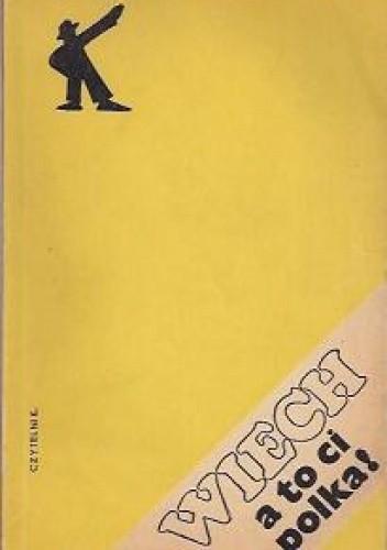 Okładka książki A to ci Polka!