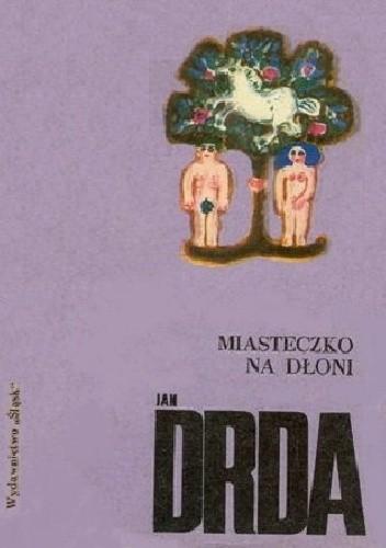 Okładka książki Miasteczko na dłoni