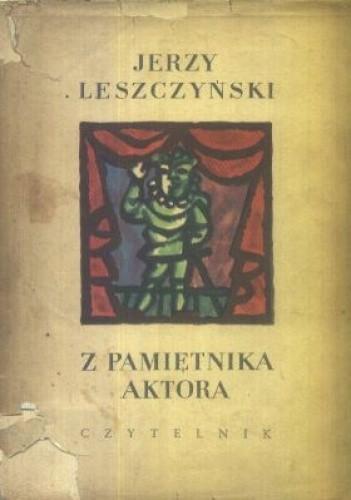 Okładka książki Z pamiętnika aktora