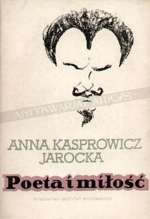 Okładka książki Poeta i miłość