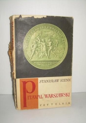Okładka książki Pitaval warszawski. Tom 1, 1524-1794
